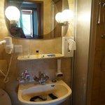 Compact bathroom  of room 43