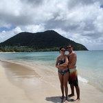 reduit beach, re-wow!