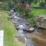 Nice river its a pity its being contaminated