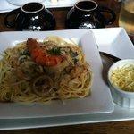 Seafood Spaghetti - very nice indeed