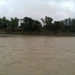 view of the river frm the launch