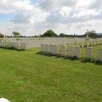 Rue-Petillon Military Cemetery