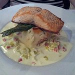 Salmon of the day