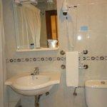 baño de habitacion individual