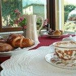 la giornata inizia bene con una buona colazione