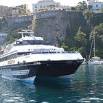 Jet ferry to Positano & Amalfi