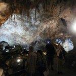 Der größte Saal in der grotte