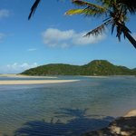 Excursion to Kosi Mouth. Fantastic snorkeling on the reef in the estuary