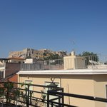 View from rooftop terrace (day)
