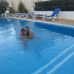 piscina super tranquila