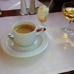 glaasje advocaat bij de koffie