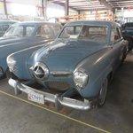 """1957 Studebaker """"}Bullet nose"""""""