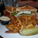 bull club sandwich
