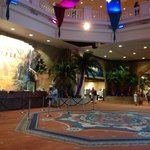Sight and Sound Theater Lobby