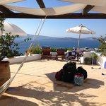 patio of hercules