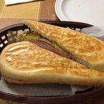 Cuban sandwich delicious