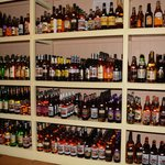 A wide selection of ciders :-)