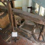 An old cider press