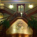 Vidago Palace, lobby do Hotel