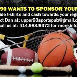 We sponsor a ton of teams - How about yours?