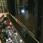 Orchestra Pit and Stage