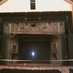 Floor Seating to Stage