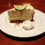 Delicious pie...