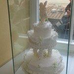 torta como para casamiento