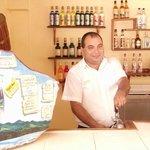 Ramon the Pool Bartender