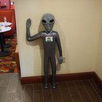 Carlos the alien