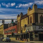 Historic theater Downtown