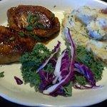 pork chops taste as good as they look!