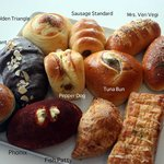 Any 2 of these buns at Rs. 190/- Only at the Bambalapitiya Outlet