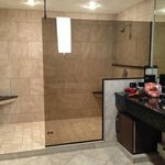 Shower in Room 21