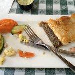 whitefish dinner