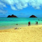 Lanikai Beach photo by Richard Dziak