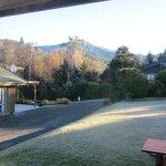 Frosty morning outside 10