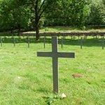 Tombe de J. STOCKER à St-Laurent-Blangy