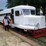 the Michelin train