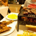 Argentine mixed grill