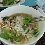 Shades breakfast-Pho Bo