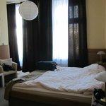 Vårt rum.
