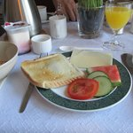 Frukosten :)