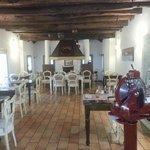 Vecchio Mulino - sala ristorazione 1