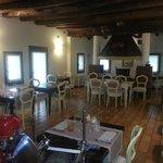 Vecchio Mulino - sala ristorazione 2