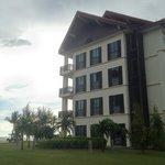 Spa suite building