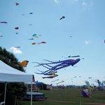 Tethered Kites