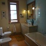 The bathroom..!
