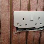 Plug Socket in Room