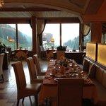 Ristorante con vista Alpe Cermis